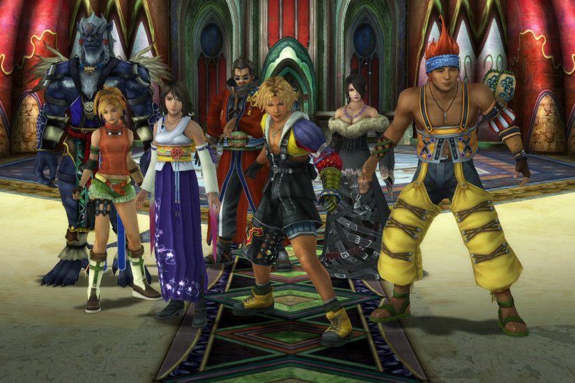 Review: Final Fantasy X | X-2 HD Remaster