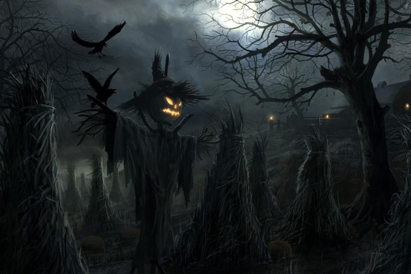 halloween desktop wallpaper 1920x1080 for pc