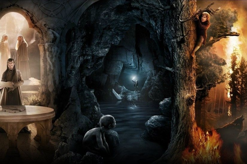 The Hobbit An Unexpected Journey Wallpaper Photo As Wallpaper HD