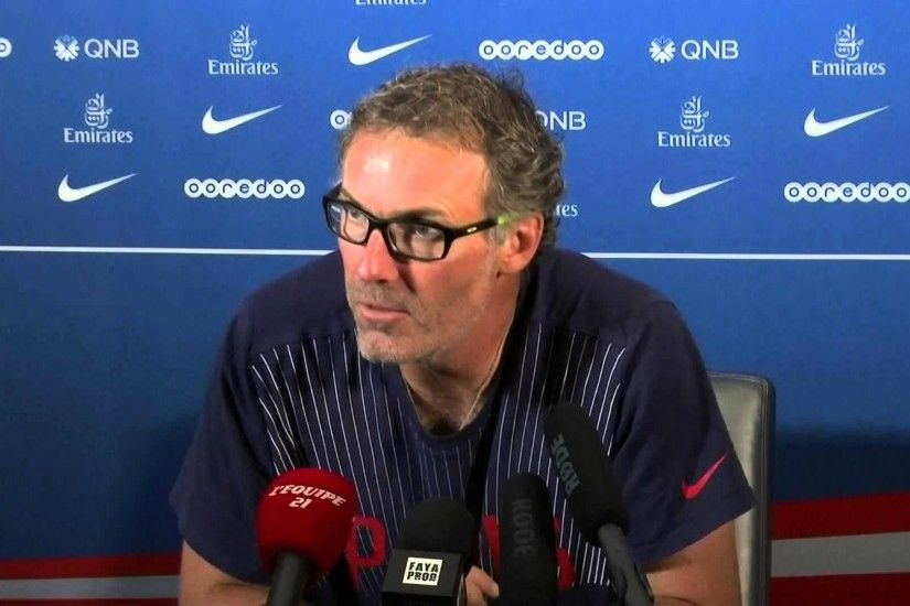 "PSG boss Laurent Blanc says Angel Di Maria transfer saga will have a  ""positive outcome"" (Video) 