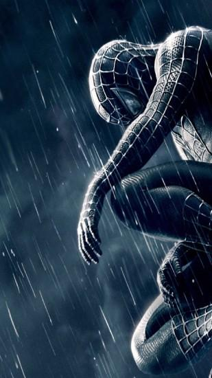Spiderman 3 Black And Blue Android Wallpaper ...