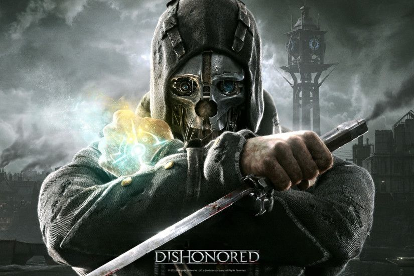 Dishonored Wallpaper 1080p