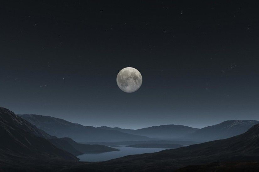 ... Moon HD Wallpapers 3 ...