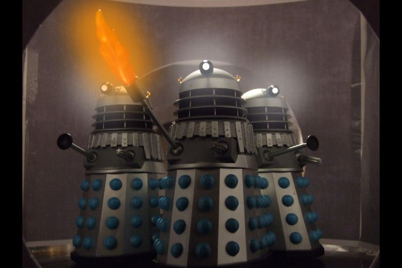 The 60's Daleks by dalekdino27 The 60's Daleks by dalekdino27