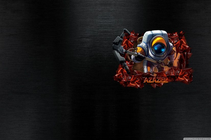 ... Nautilus League of Legends for Azazel wallpaper by YoIncauto