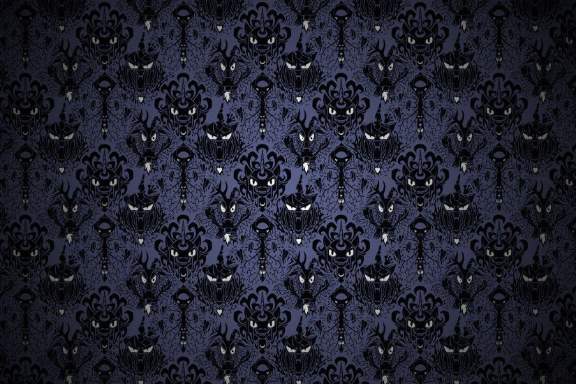 Nightmare Night Tinted Wallpaper by MarbleYarns Nightmare Night Tinted  Wallpaper by MarbleYarns
