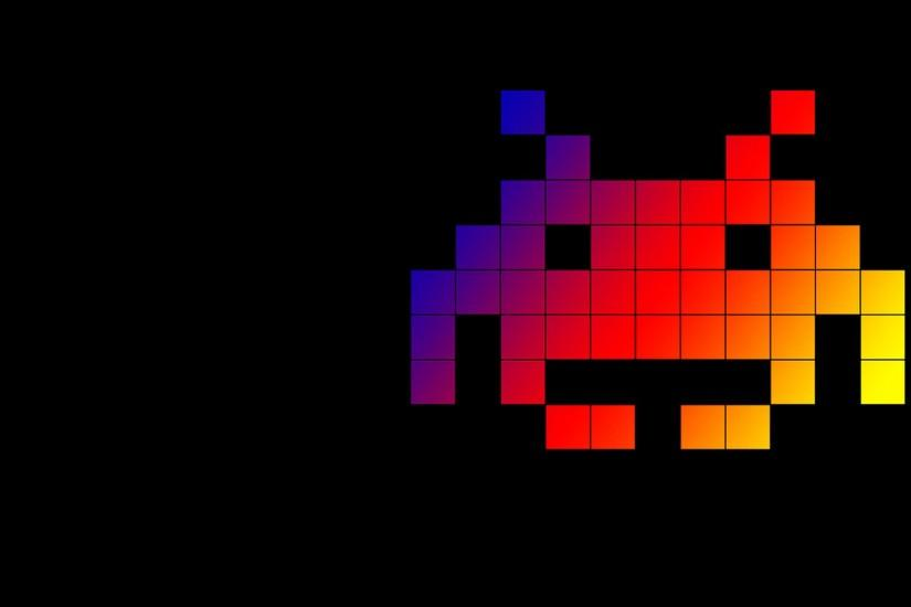 HD Arcade Background PixelsTalkNet 1920x1080
