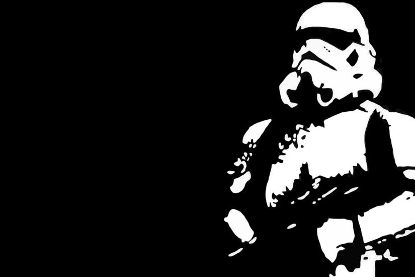 Star Wars Wallpaper 1920x1080 Star, Wars, Stormtroopers, Contrast .