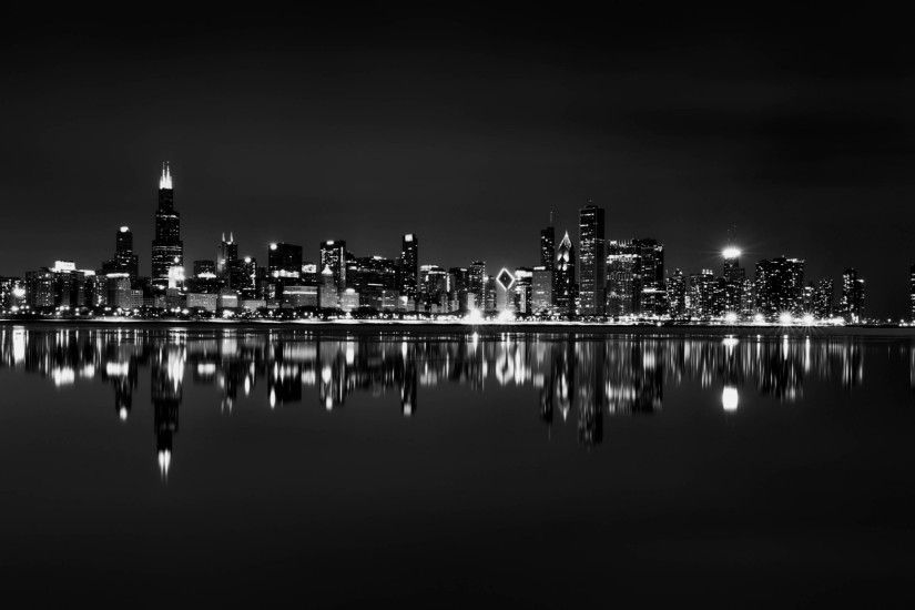 Chicago Skyline Backgrounds