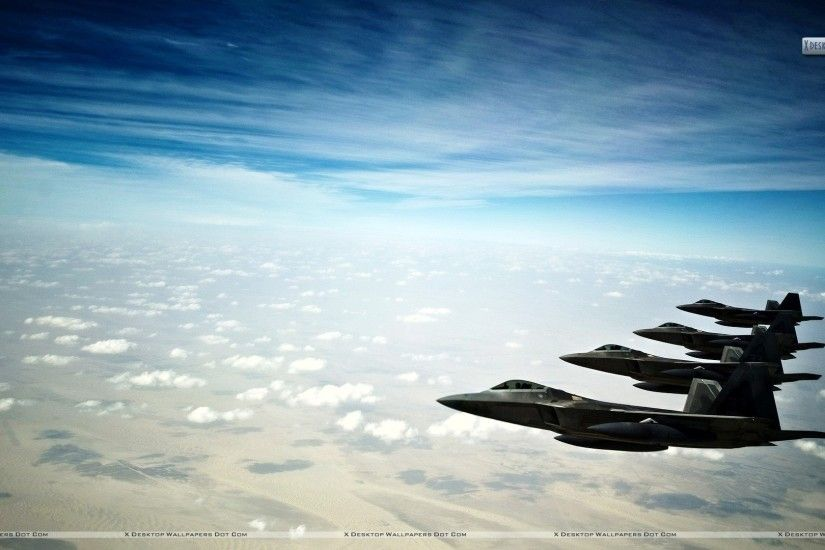 "You are viewing wallpaper titled ""F-22 ..."