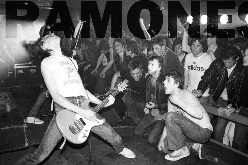 The Ramones · HD Wallpaper | Background ID:646364