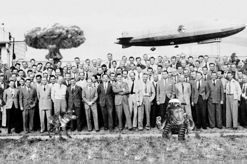 Fallout's Brotherhood of Steel and Operation Paperclip