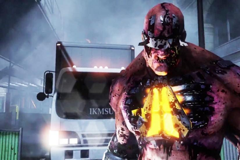 Killing Floor 2 Early Access version dated and detailed