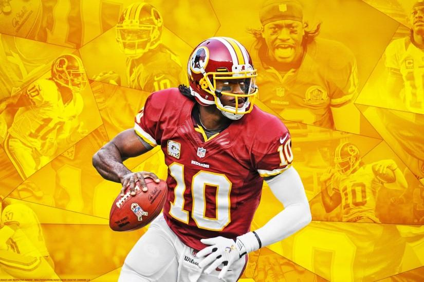 Free Wallpapers - Robert Griffin III Redskins wallpaper