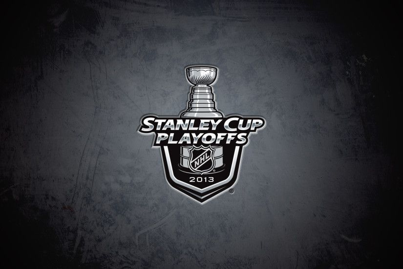 simple wallpaper for the 2013 Stanley Cup Playoffs (1920x1080) ( i .
