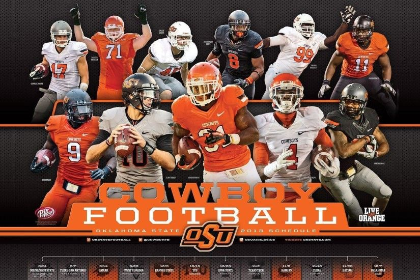 1920x1200 Oklahoma State University 2016 Football Schedule Wallpapers .