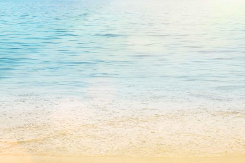 water and sand background