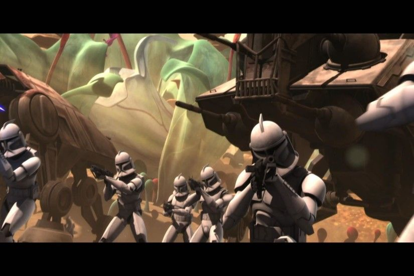 Star Wars The Clone Wars Season 2 Wallpaper Pack