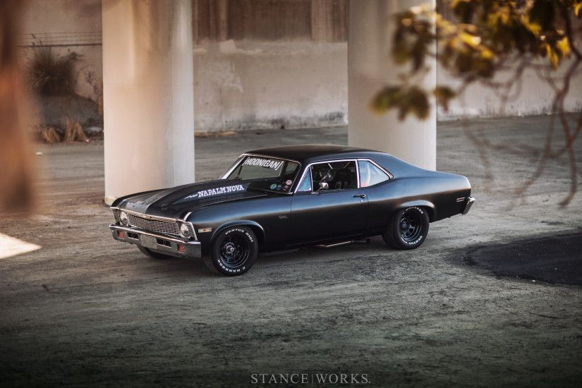 "StanceWorks Wallpaper – Brian Scotto's ""Napalm Nova"""