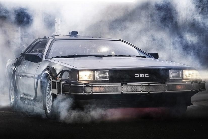 1985 DeLorean DMC-12 Back-to-the-Future sci-fi futuristic custom concept  supercar wallpaper | 1920x1440 | 848300 | WallpaperUP