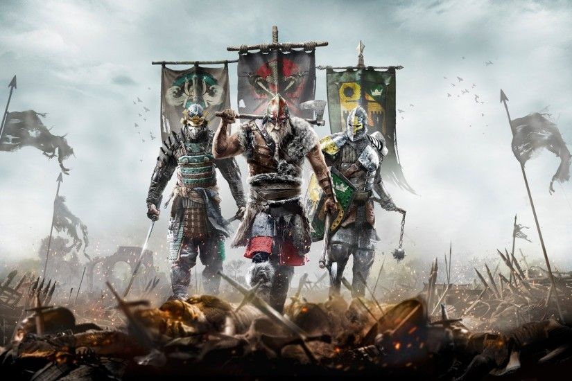 For Honor 2016 Game Wallpaper [1920x1080] ...
