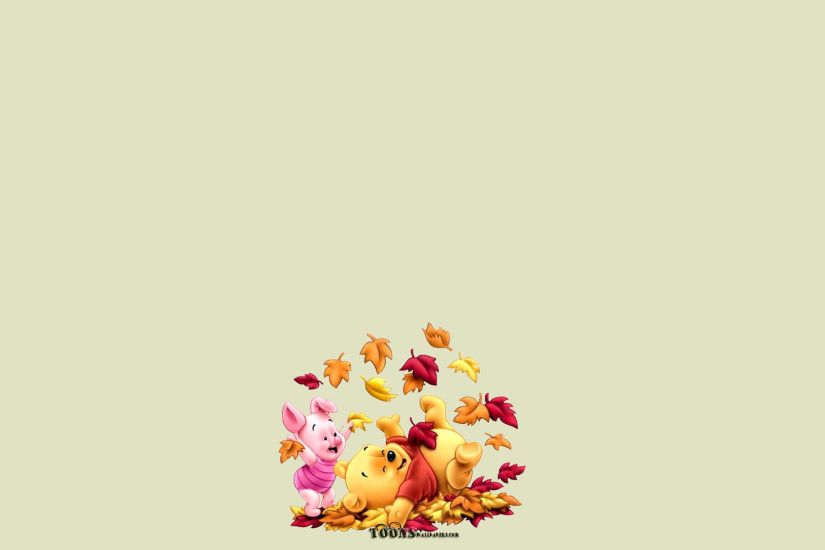 Cartoon - Winnie The Pooh Pooh Wallpaper