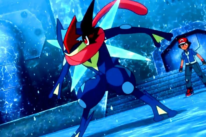 Greninja Wallpaper by Monstradon on DeviantArt