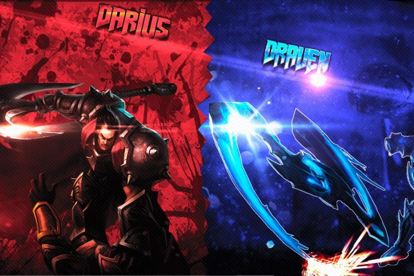 ... Darius and Draven Wallpaper Full HD by pedrovovp