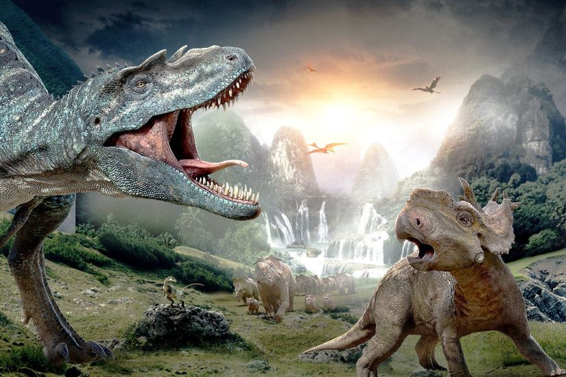 Walking With Dinosaurs, T.Rex Wallpaper 4K UHDTV Resolution .
