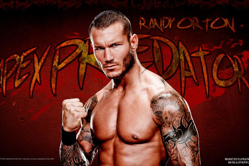 WWE Randy Orton Wallpapers HD Pictures