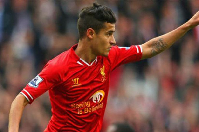 Liverpool New Hairstyle Philippe Coutinho. Wallpaper ...