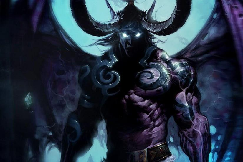 WOW: Illidan Stormrage High