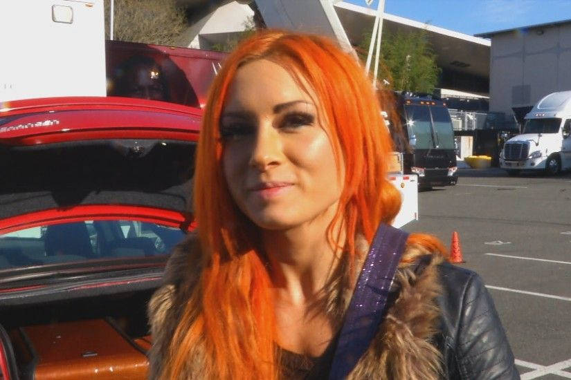 Becky Lynch on how Daniel Bryan inspired her: February 8, 2016 - YouTube