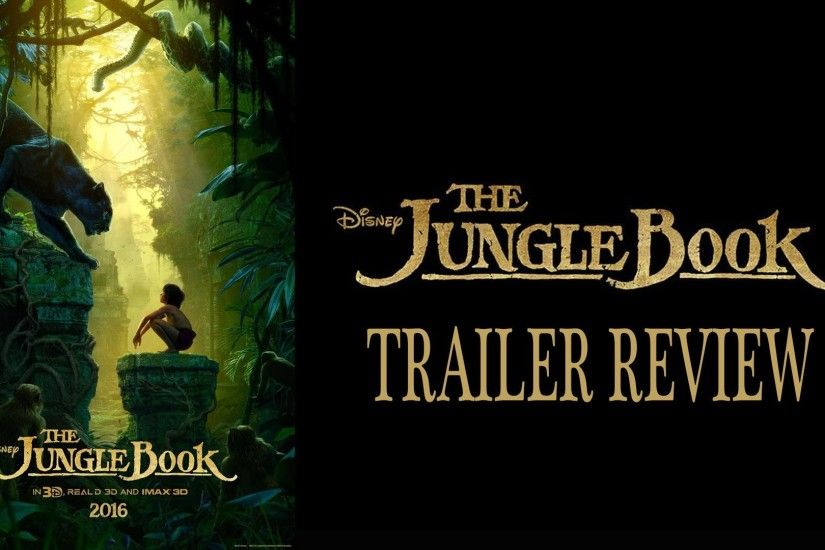 The Jungle Book Wallpapers Best Wallpapers 1920×1080