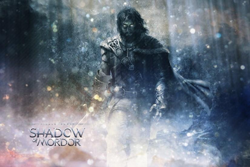 ... Middle Earth Shadow of Mordor by Noc21