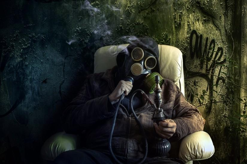 most popular gas mask wallpaper 1920x1200 tablet