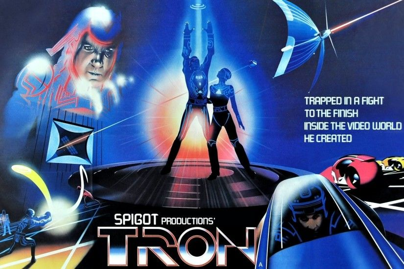Tron Movie Poster 474522