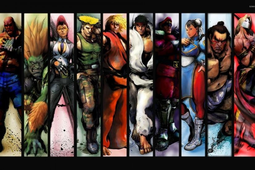 beautiful street fighter wallpaper 1920x1200 photos