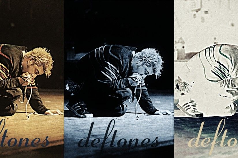 DEFTONES CHINO MORENO WALLPAPER