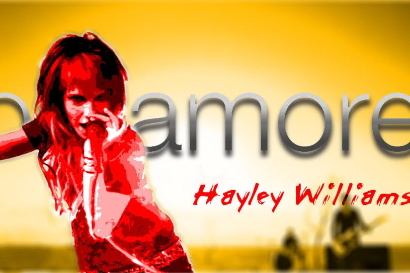 Paramore Wallpaper - Hayley Williams by guichearmo Paramore Wallpaper -  Hayley Williams by guichearmo