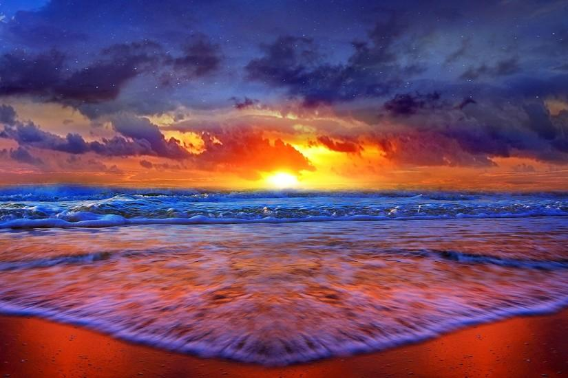 download sunset wallpaper 1920x1080 for ipad 2