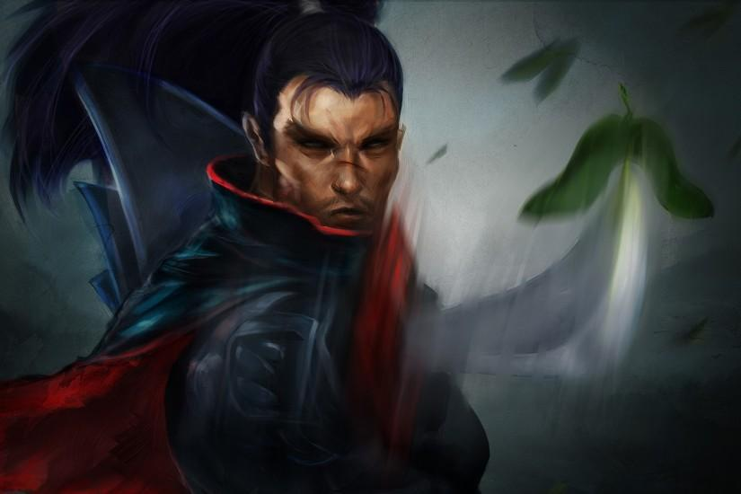 yasuo wallpaper 1920x1200 for retina