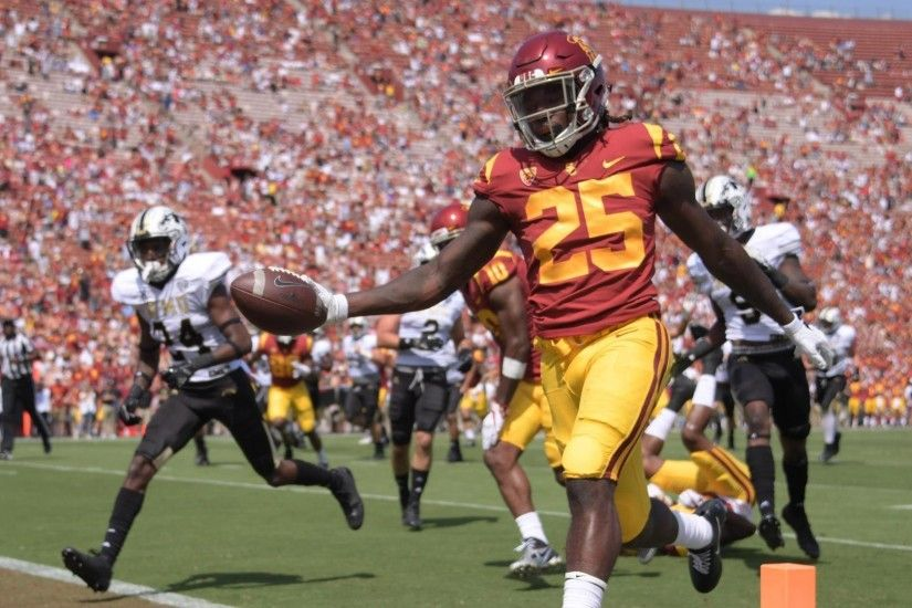 6 USC Football Begins Pac-12 Play At Home Versus No. 14