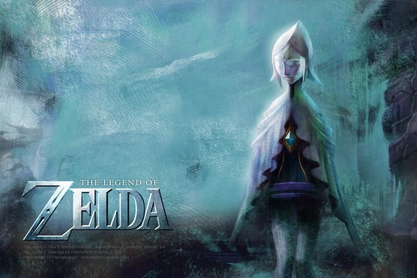 Photo wallpaper HD zelda free.