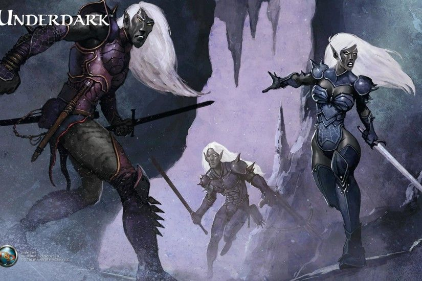 http://pic1.win4000.com/wallpaper/0/510a035a5c6f6.jpg | Dungeons & Dragons  | Pinterest | Dark elf, Fantasy characters and RPG