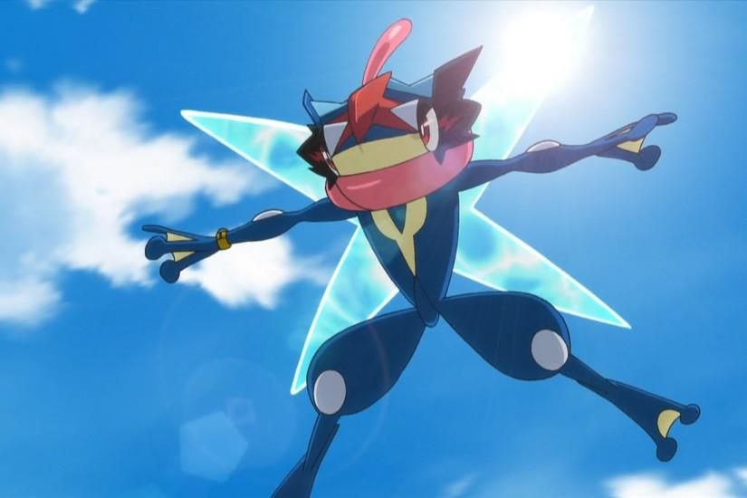 Ash Greninja Wallpapers - Wallpaper Cave