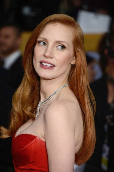 Jessica Chastain – 19th Annual Screen Actors Guild Awards in Los Angeles