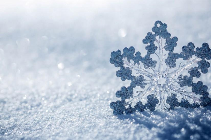 new snowflake background 1920x1080