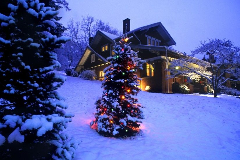 File Name : winter snow christmas best HD wallpaper