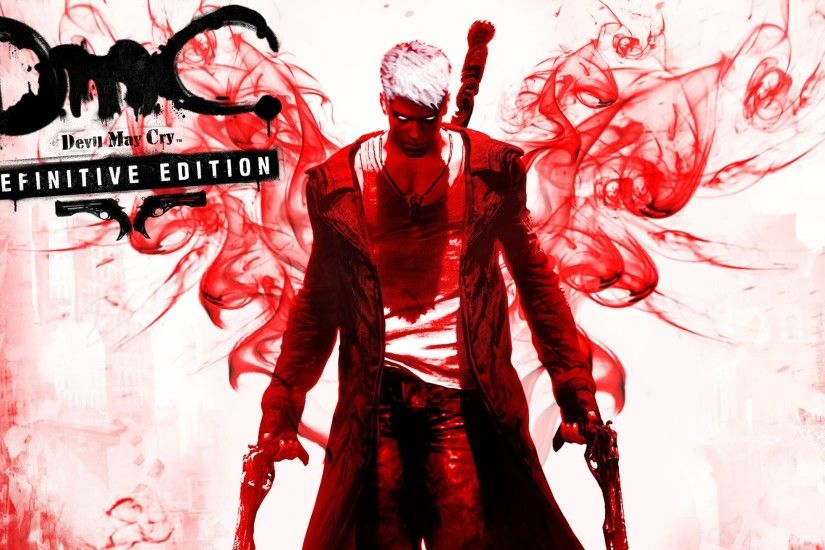 DmC Devil May Cry Definitive Edition HD Wallpaper - iHD Wallpapers